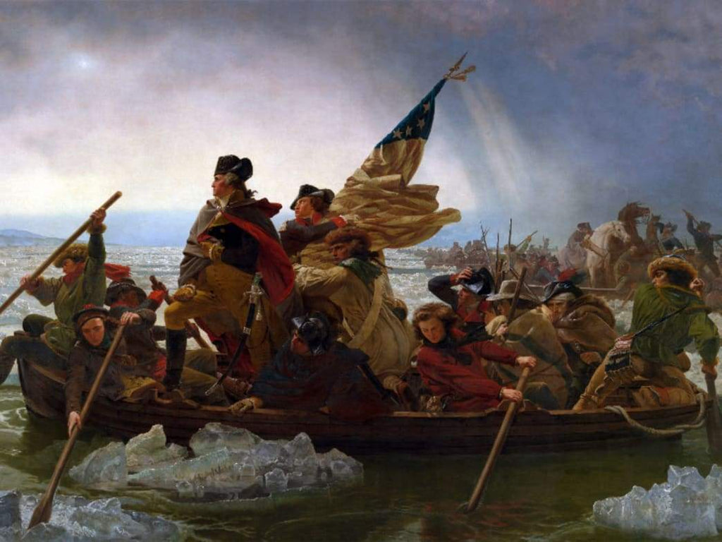 Traditions: George Washington's Perilous Christmas Night Crossing of the Delaware