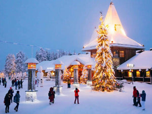 Travel: It's no Surprise why Santa Clause Village Finland Makes a Great Holiday Destination