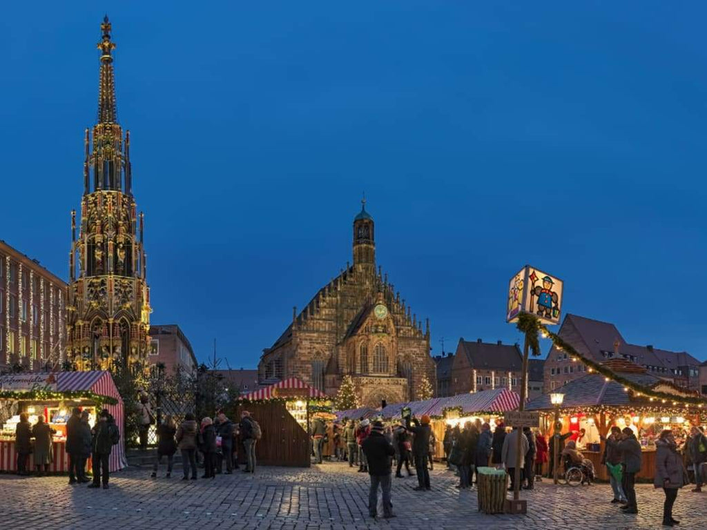 Make it Nuremburg for this Year's Christmas Vacation Destination