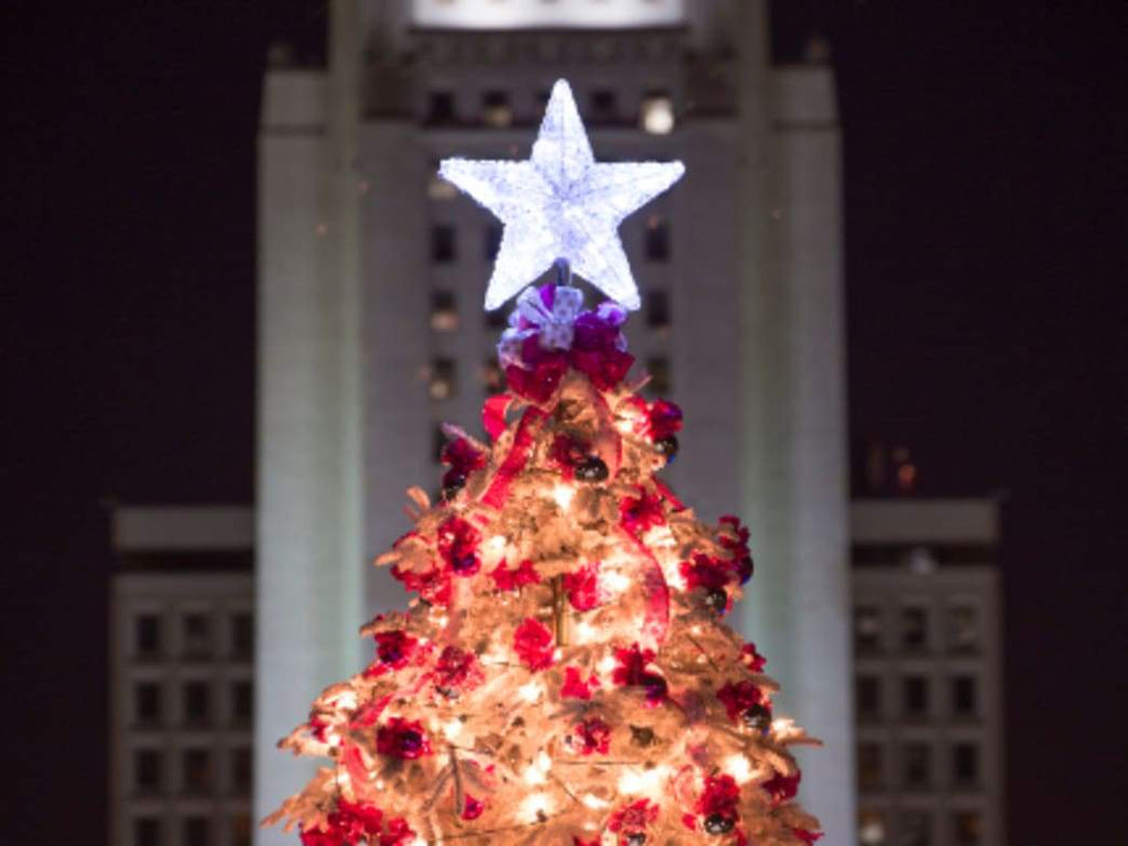 Travel: Must See Attractions When Spending Christmas in Los Angeles