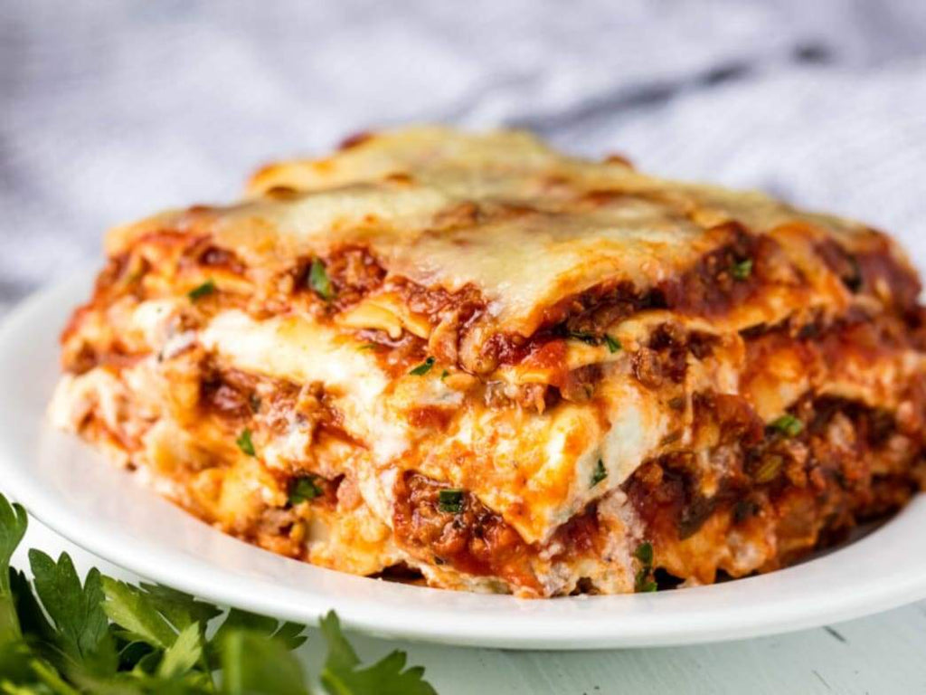 Recipe: Better Lasagna