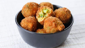 Recipe: Cheese Broccoli Balls