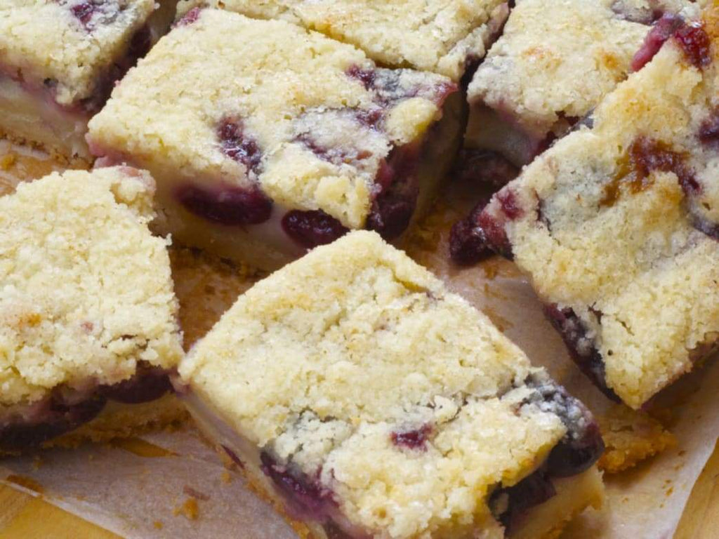 Recipe: Cherry Pie Bars