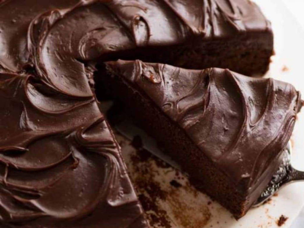 Recipe: Chocolate Fudge Cake