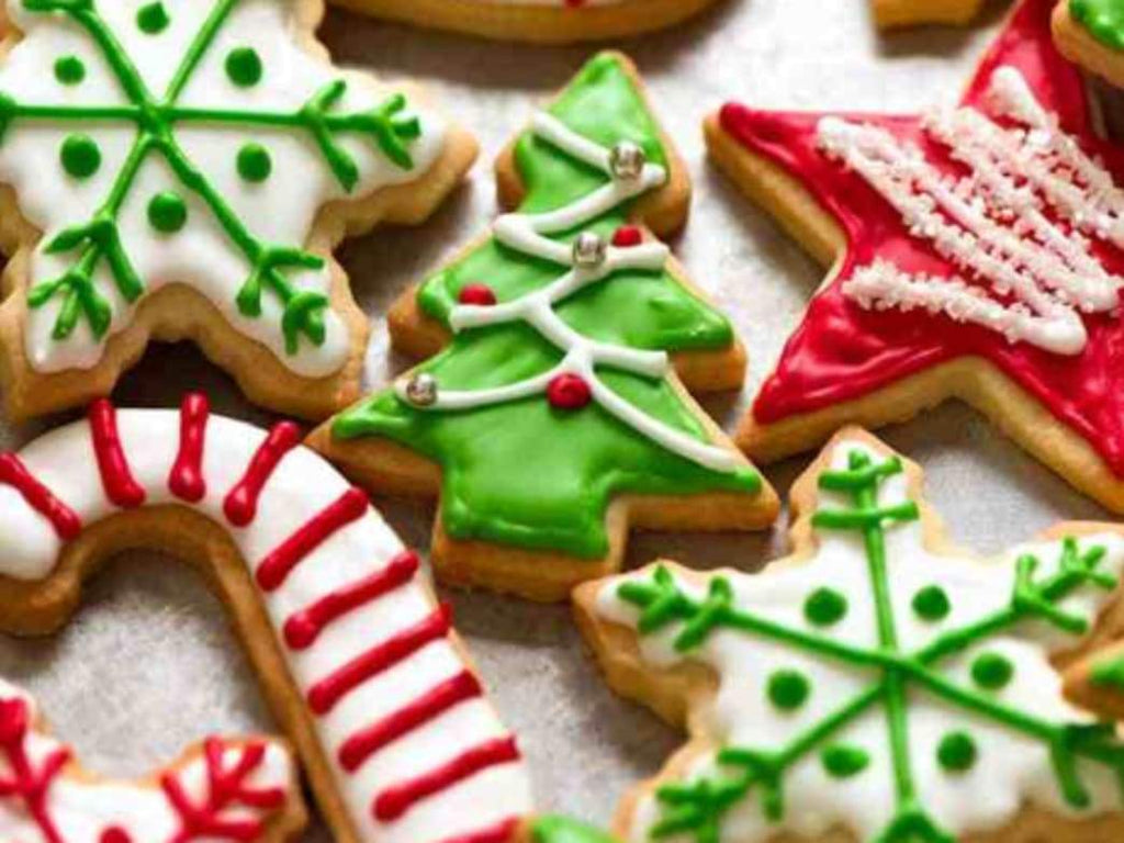 Recipe: Christmas Cookies