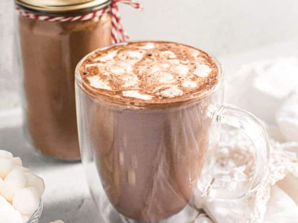 Recipe: Homemade Hot Chocolate Mix