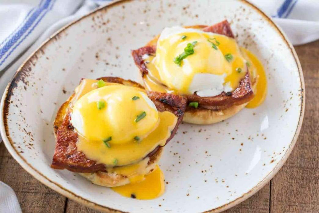 Recipe: Irish eggs benedict