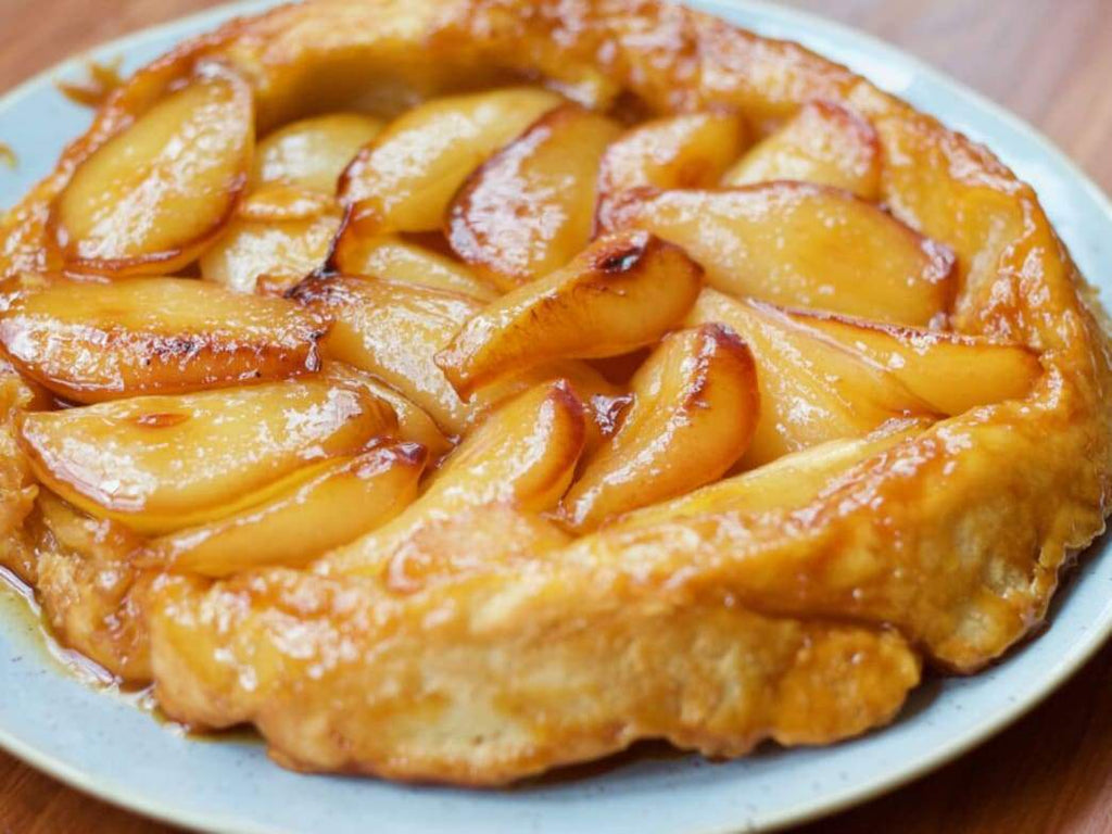 Recipe: Pear Tarte Tatin