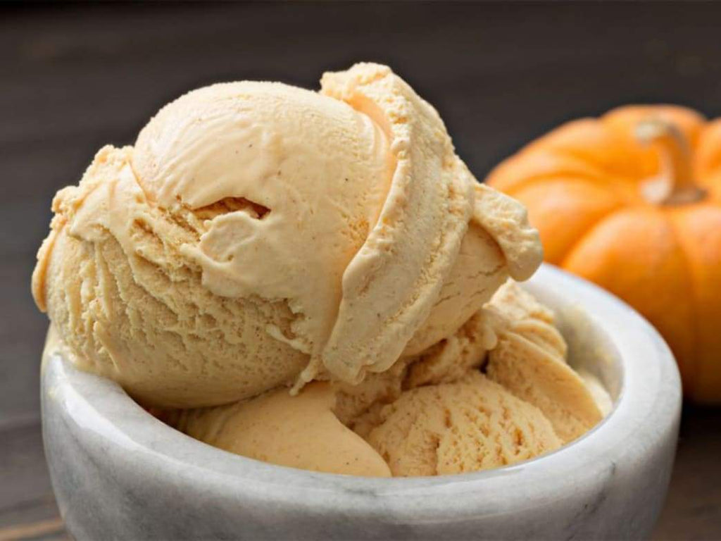 Recipe: Pumpkin Ice Cream