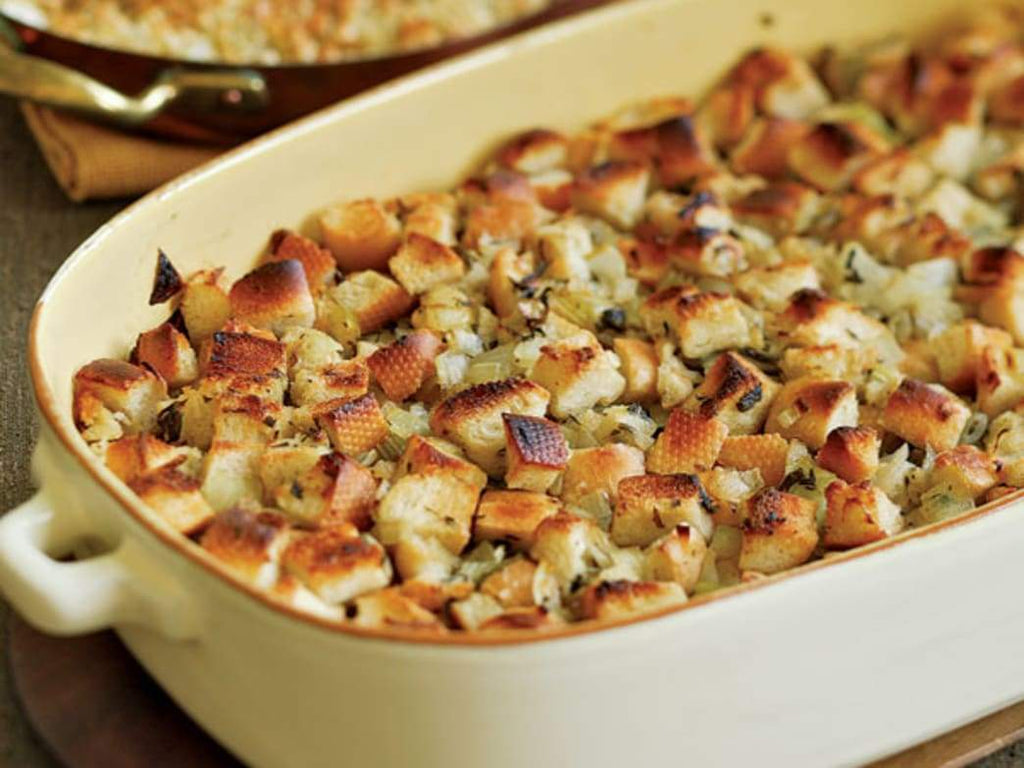 Recipe: Simple Stuffing without a Turkey