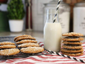 Recipe: Recipe ng SOFT AND CHEWY GINGER MOLASSES COOKIES