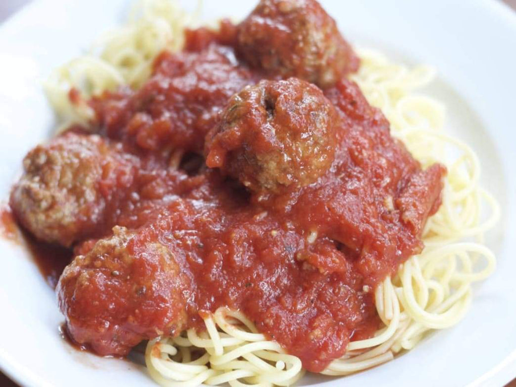 Recipe: Spaghetti and Meatballs