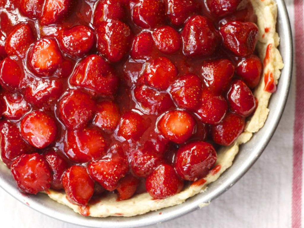 Recipe: Strawberry Pie