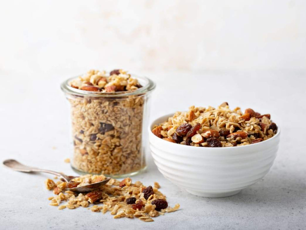 Recipe: Sugar and Spice and Everything Nice Granola