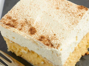 Opskrift: Tres Leches Cake
