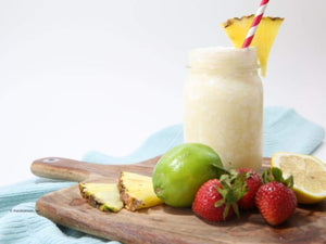 وصفة: VIRGIN PINA COLADA RECIPE