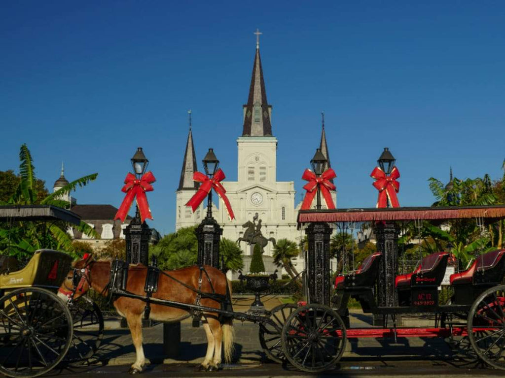 Travel: Spend a Laid-Back Christmas New Orleans Style