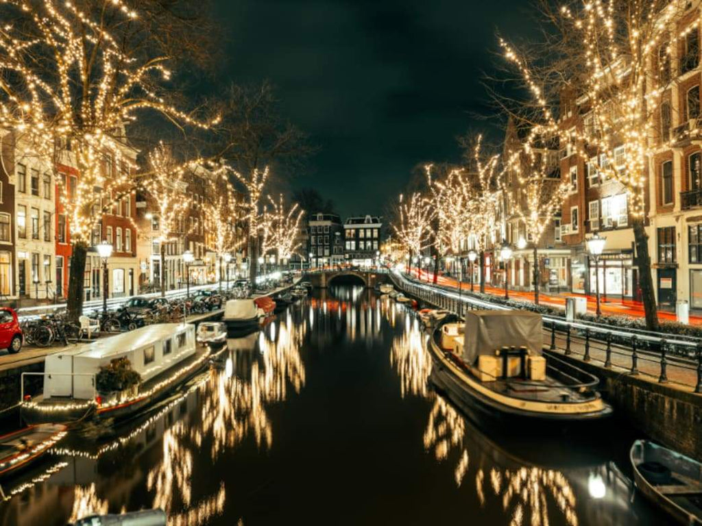 Travel: The Best Way to Celebrate Christmas in Amsterdam