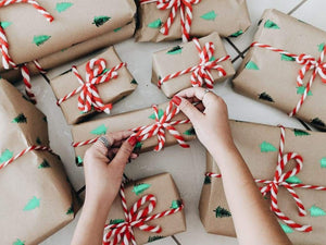 The science of gift wrapping explains why sloppy is better