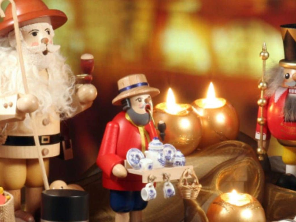 Traditions: Discover Hand Made Ornaments from Germany