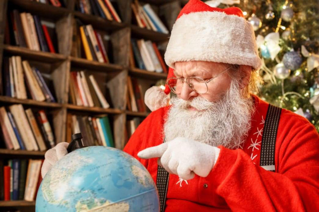 Traditions:  How Christmas Traditions Evolved around the World