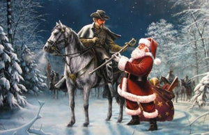Traditions: How the American Civil War Cemented Modern Christmas Traditions