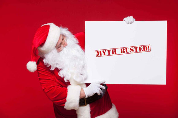 Traditions: The Top Five Myths about Christmas | Schmidt Christmas Market