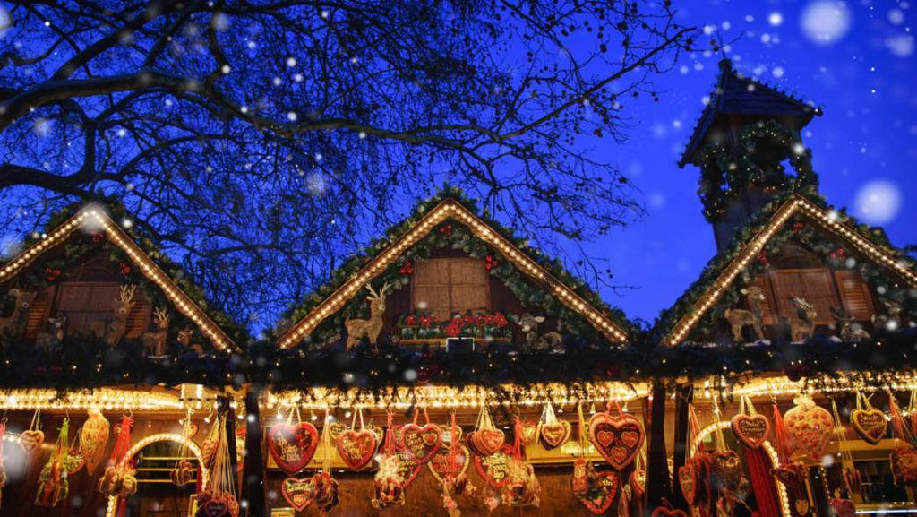 Traditions: Top 5 German Christmas Markets