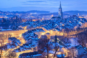 Travel: Burn Up the Town this Christmas in Bern, Switzerland