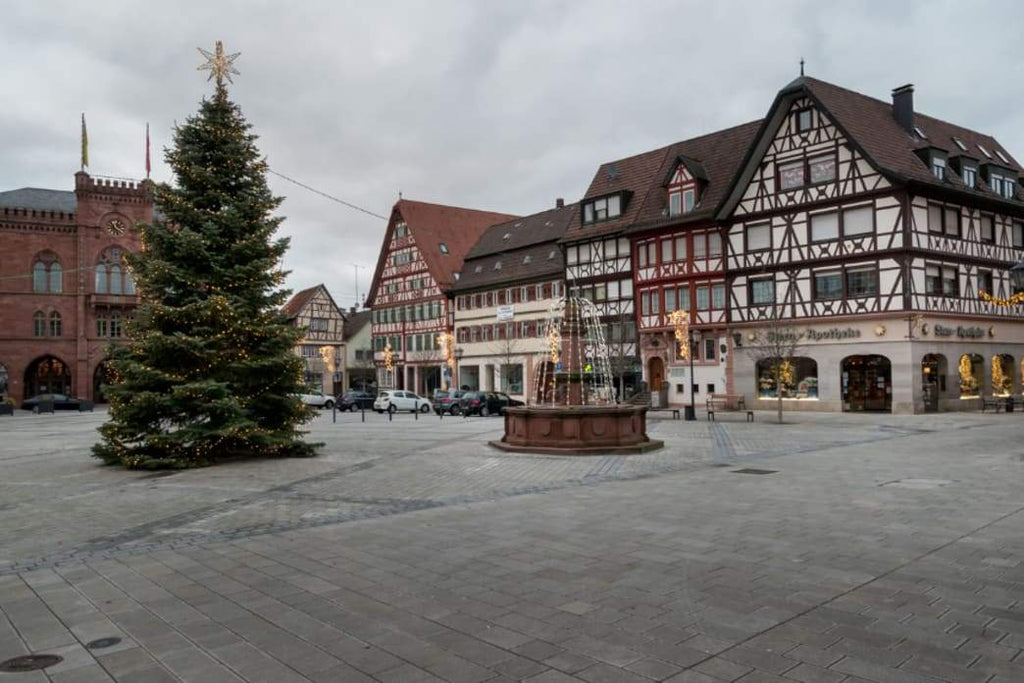 Travel: Christmas In Tauberbischofsheim