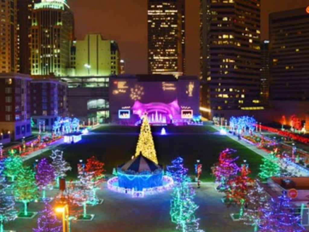 Travel: Columbus, Ohio is a Great Destination for Spending Christmas in Style