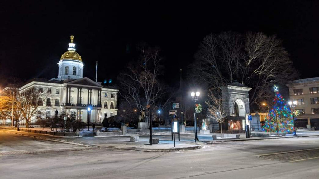 Travel: Concord, New Hampshire Makes an Amazing Christmas Vacation Destination