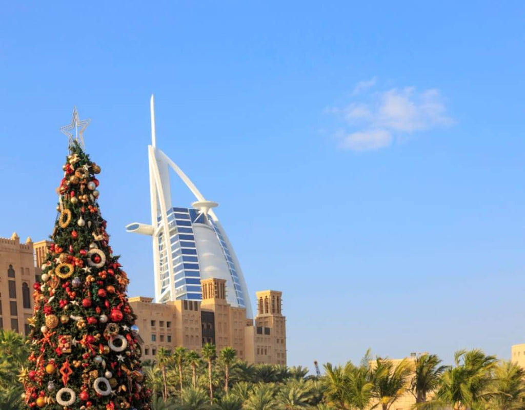 Travel: Do Christmas In Dubai