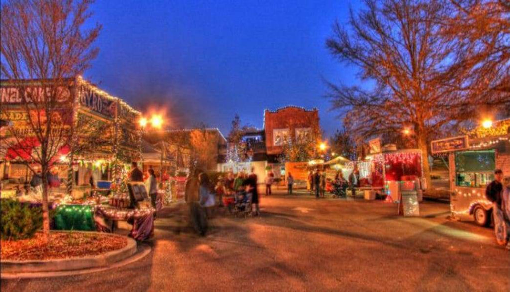 Travel: Find Out Why Columbia, South Carolina and Christmas Go Hand in Hand