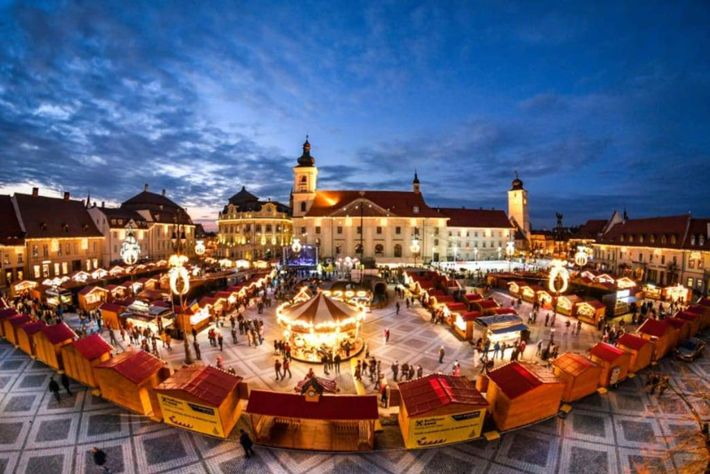 Travel: Have a Spooky Christmas in Transylvania