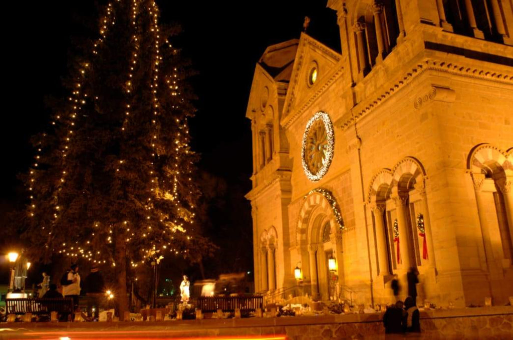 Travel: It's All About Santa Claus in Santa Fe, New Mexico