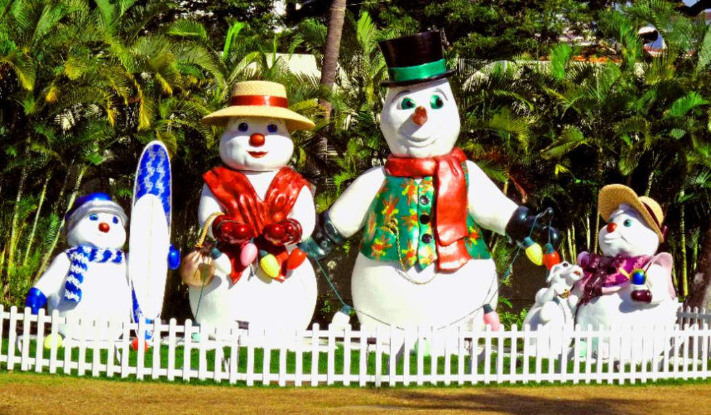 Travel: Spend a Tropical Christmas in Honolulu, Hawaii