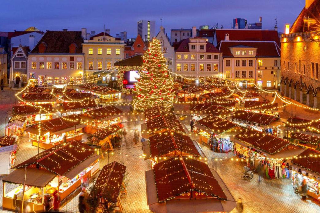 Travel: Take in Christmas in Tallinn, Estonia