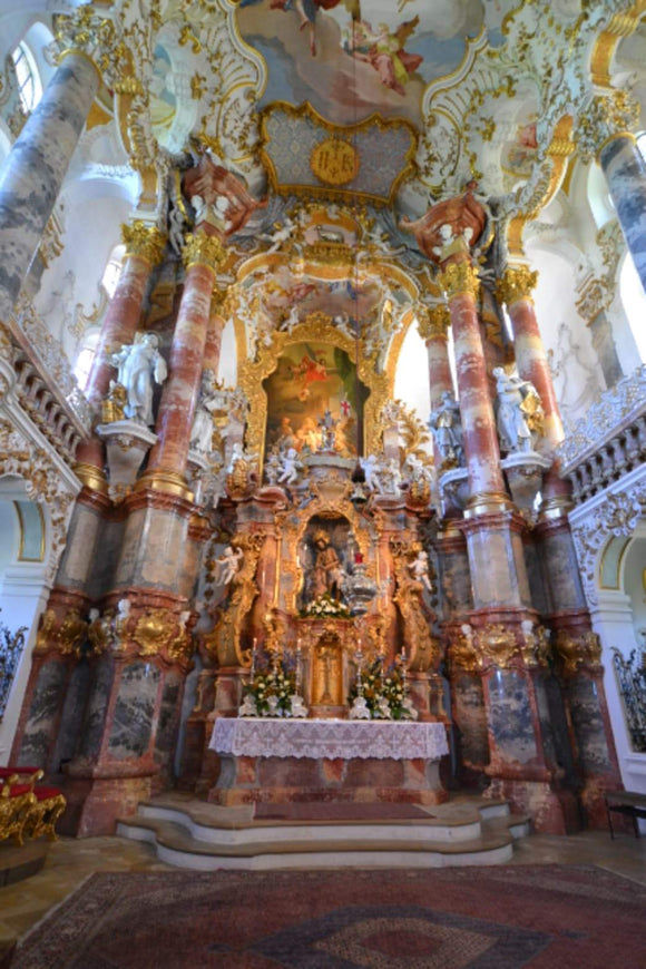 Travel: Travel to Steingaden and Wieskirche For an Unforgettable Christmas Experience | Schmidt Christmas Market