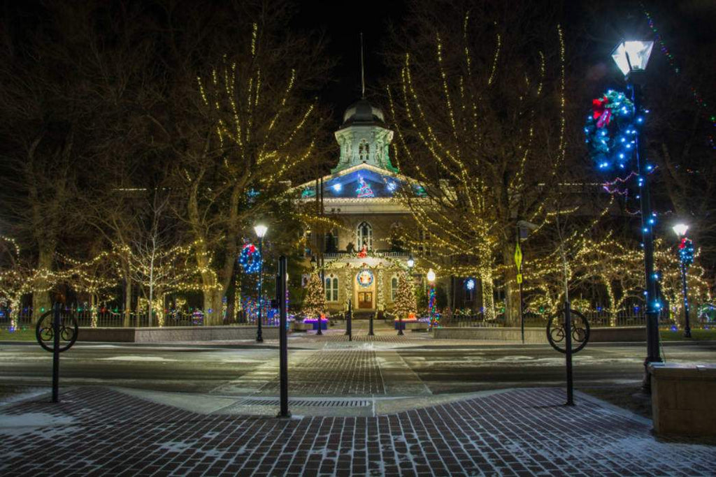 Travel: What Happens in Carson City Stays in Carson City During Your Christmas Vacation