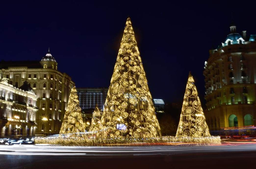Travel: Why Baku, Azerbaijan Makes a Delightful Christmas Destination