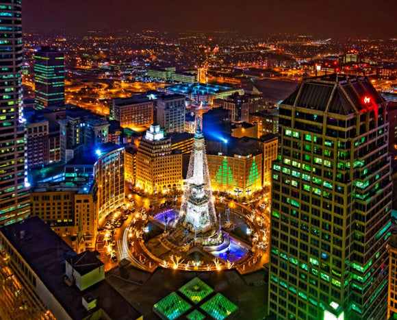 Travel: Why Indianapolis Makes the Christmas Vacation Bucket List | Schmidt Christmas Market