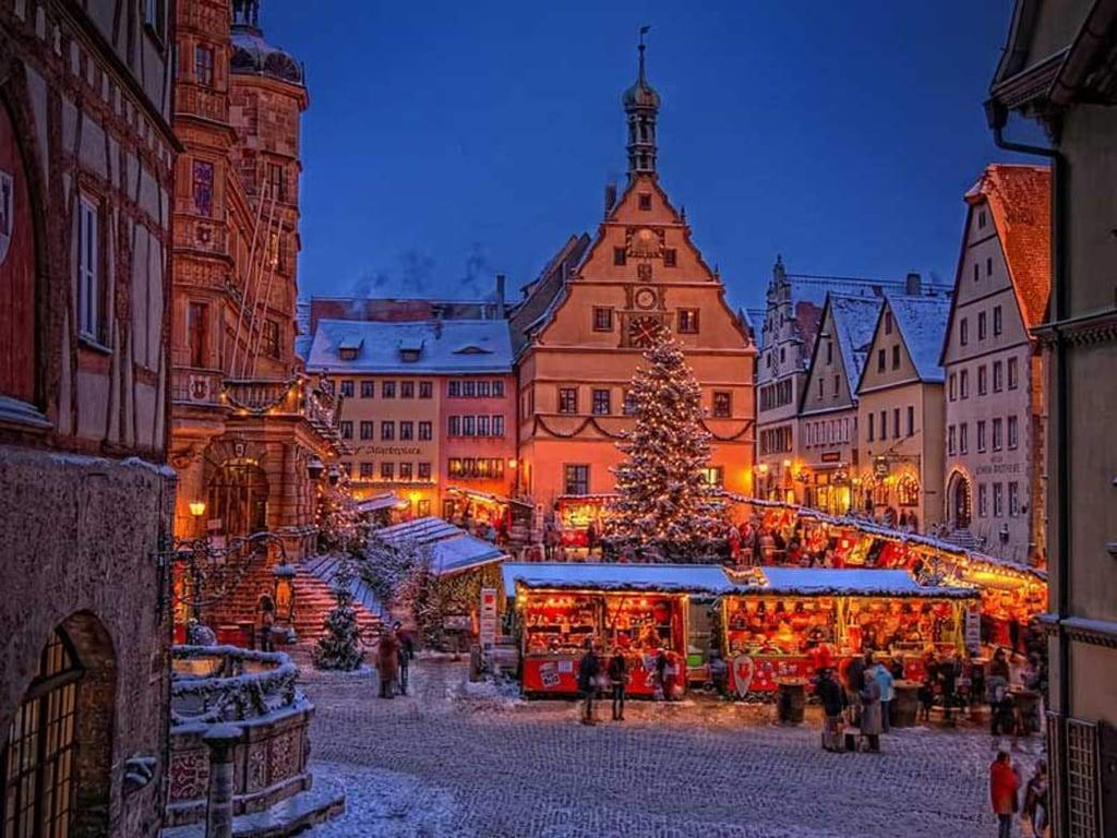Travel: Why Rothenburg ob der Tauber Makes an Excellent Christmas Destination