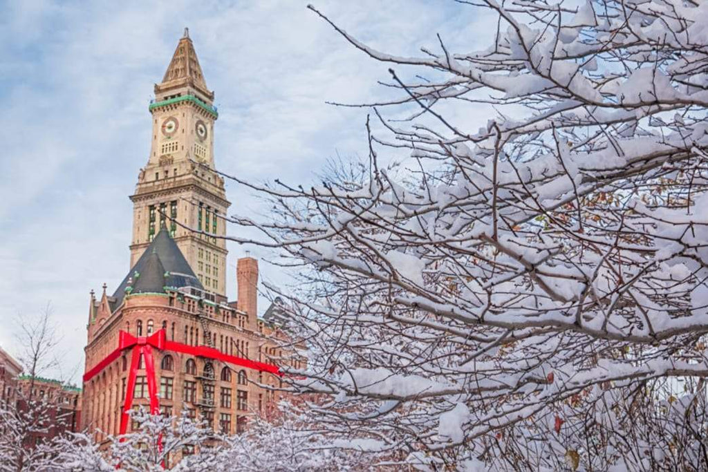 Travel: You Can't Beat a Christmas in Boston, Massachusetts