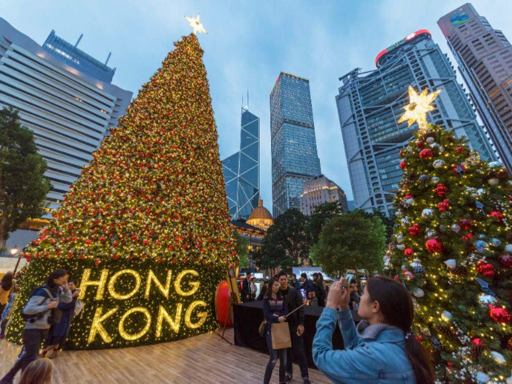 Travel: You Can't Go Wrong Spending Christmas in Hong Kong