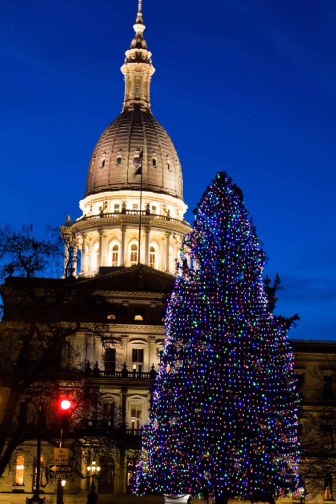Travel: You Can't Miss Spending Christmas in Lansing, Michigan