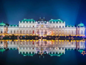 Travel: Vienna At Christmas Time A must do for anyone that loves christmas