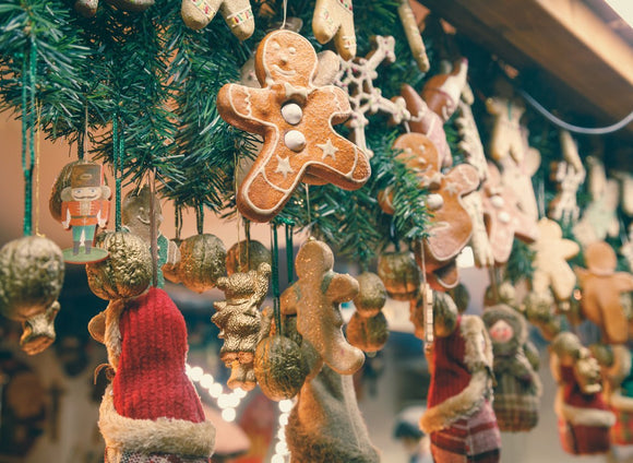 Gingerbread Ornaments | Schmidt Christmas Market