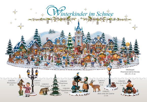Hubrig Volkskunst Christmas Decorations | Schmidt Christmas Market
