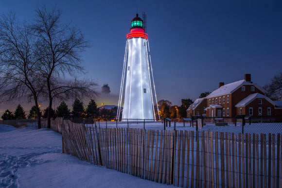 Light house Christmas Decorations | Schmidt Christmas Market